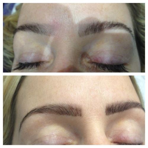 4dbrow extensions before and after